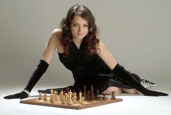Шахматная королева Александра Костенюк фото