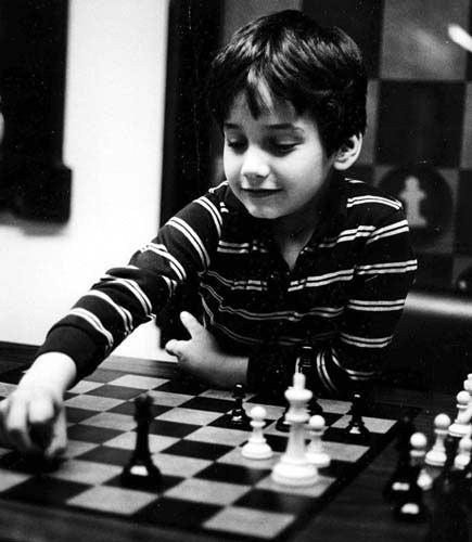 """Джошуа Вайцкин - мальчик из фильма """"В поисках Бобби Фишера"""""""