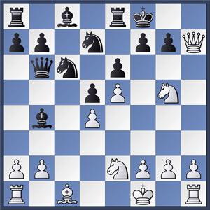 Шахматная диаграмма 3