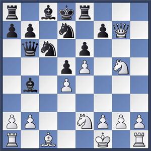 Шахматная диаграмма 4