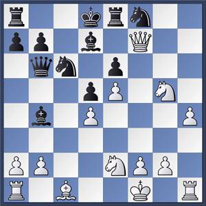Шахматная диаграмма 5
