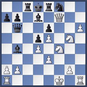 Шахматная диаграмма 6