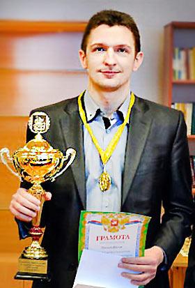 Призант Ярослав Александрович, он же Яр Саныч
