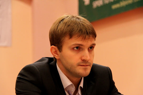 Шахматист Никита Витюгов (фото)