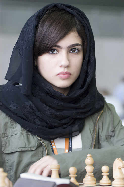 Мариам Мансур (Mariam Mansur) - самая красивая шахматистка в мире
