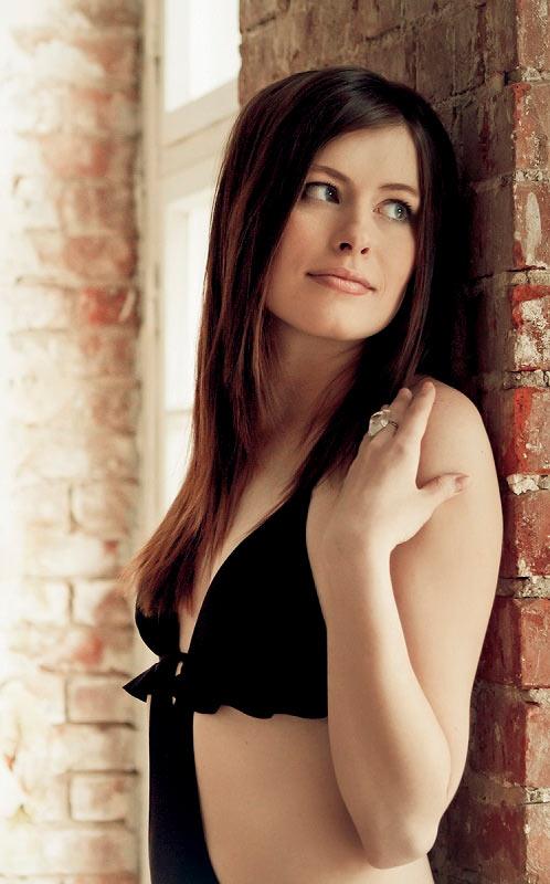 Самые красивые шахматистки мира Наталья Погонина (Россия)