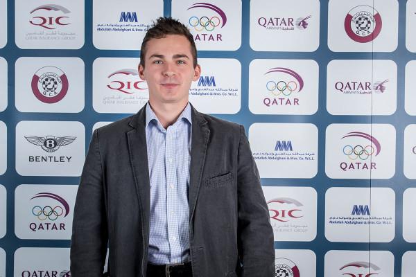 Шахматист Александр Ипатов (Турция)