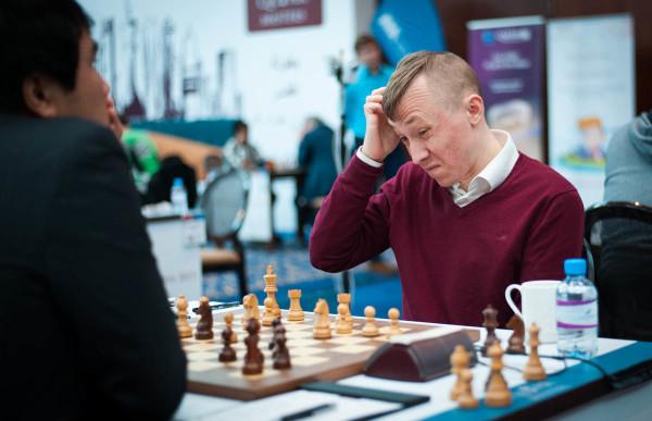 Катар опен 2015 шахматы - Уэсли Со и Руслан Пономарев