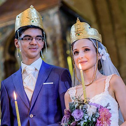 Свадьба Аниша Гири и Софико Гурамишвили 2015 год Грузия