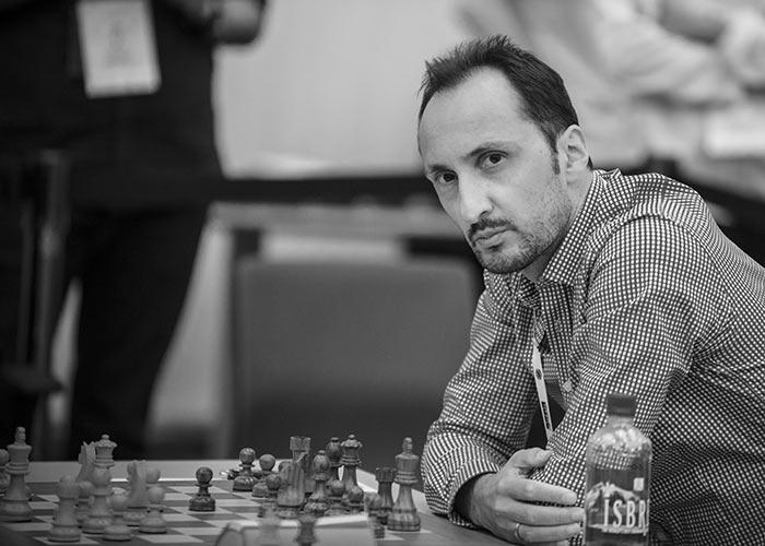 Шахматист Веселин Топалов - биография