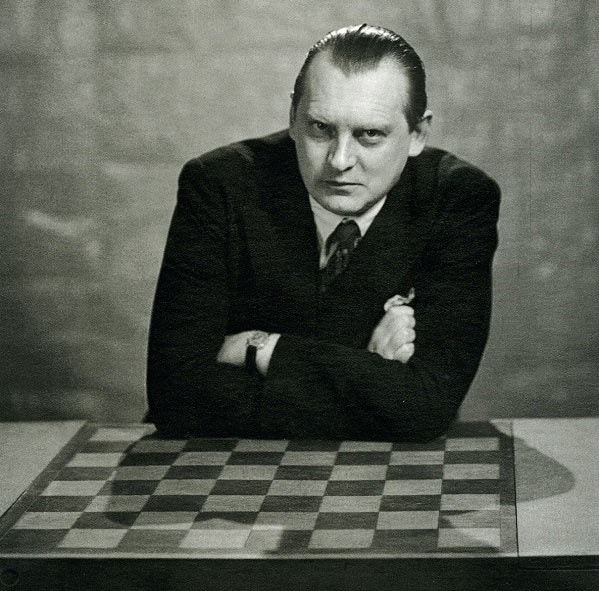 Александр Алехин - 4-й чемпион мира по шахматам