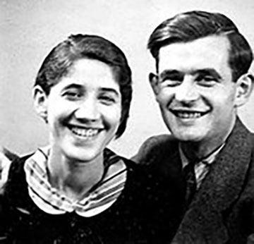 Родители Бобби Фишера: Ригина Вендер и Ганс Герхард Фишер