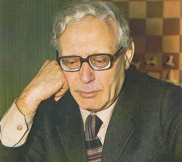 Ботвинник Михаил Моисеевич - 6-й чемпиона мира по шахматам