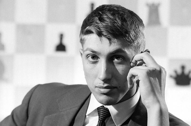 Роберт Джеймс Фишер - 11 чемпиона мира по шахматам