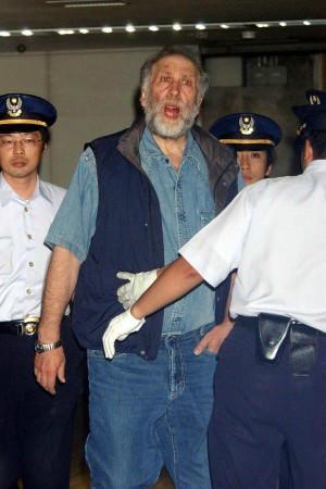 Арест Бобби Фишера в Японии