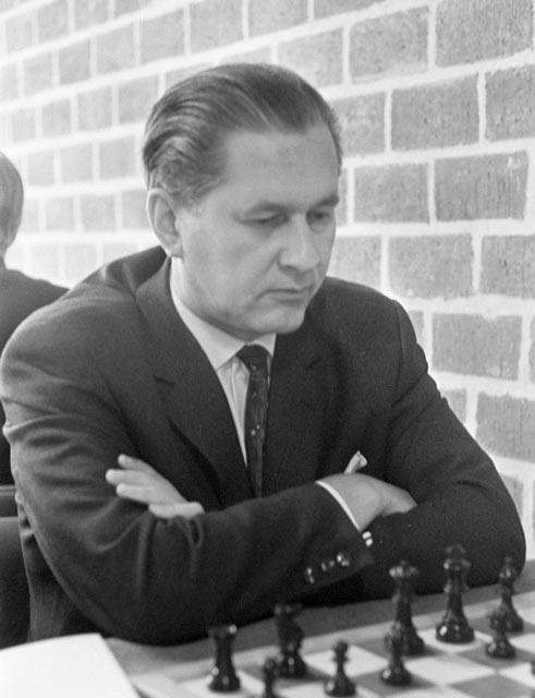 Пауль Петрович Керес - величайших эстонский шахматист