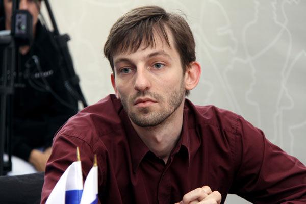 Шахматист Александр Игоревич Грищук