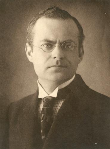 Арон Исаевич Нимцович