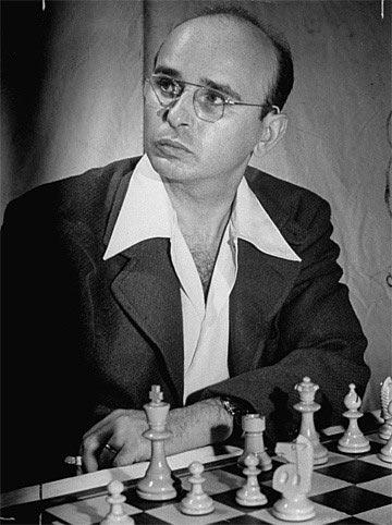 Шахматист Самуэль Решевский