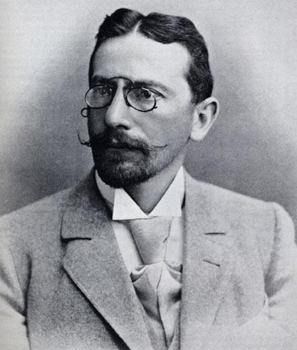 Шахматист Зигберт Тарраш