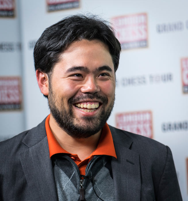 London Chess Classic - тур 7. Хикару Накамура рад победе
