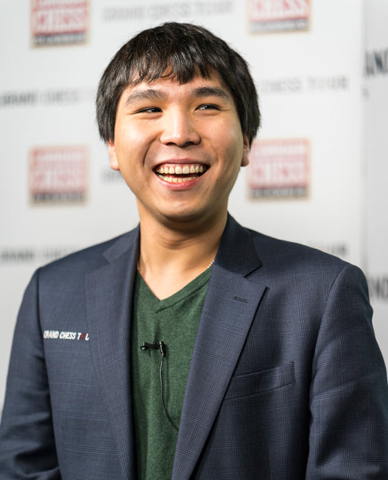 Уэсли Со (США) - победитель London Chess Classic 2016. Денежный приз за первое место - 75.000$