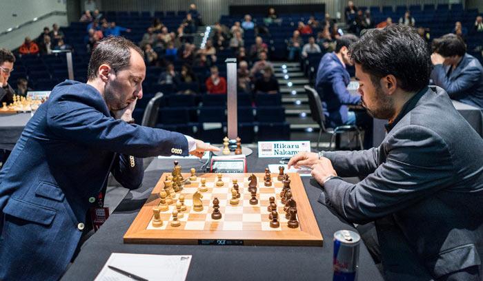 London Chess Classic 2016 тур 4 - Топалов проиграл Накамуре