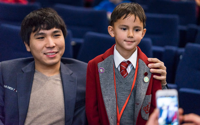 London Chess Classic 2016. Тур 2. Уэсли Со