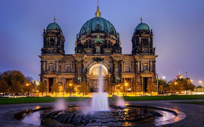Матч претендентов 2018 по шахматам пройдет в Берлине