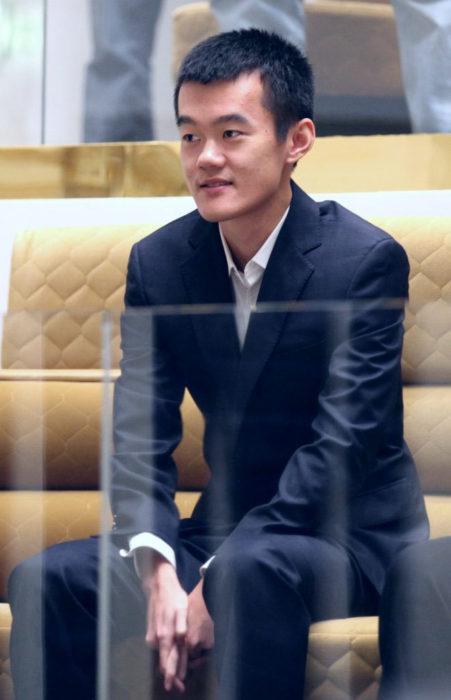 Дин Лижэнь (Ding Liren) - финалист Кубка мира 2017 по шахматам
