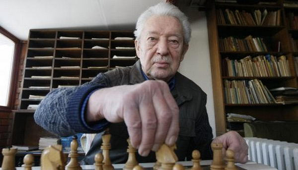 Шахматист Светозар Глигорич