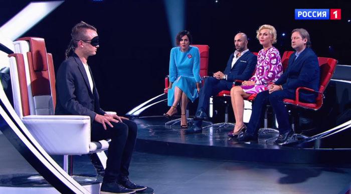 """Шахматист Тимур Гареев на шоу """"Удивительные люди"""" 2017"""