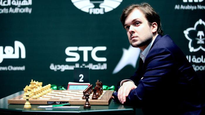 Владимир Федосеев (Россия) - серебряный призер чемпионата мира по рапиду