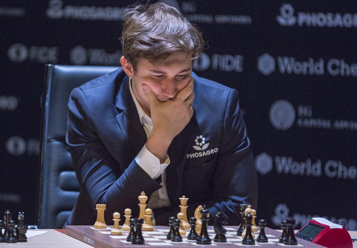 Сергей Карякин. Турнир претендентов по шахматам 2018 (Берлин)