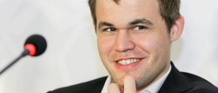 Магнус Карлсен - победитель мемориала Гашимова 2018 (Шамкир)