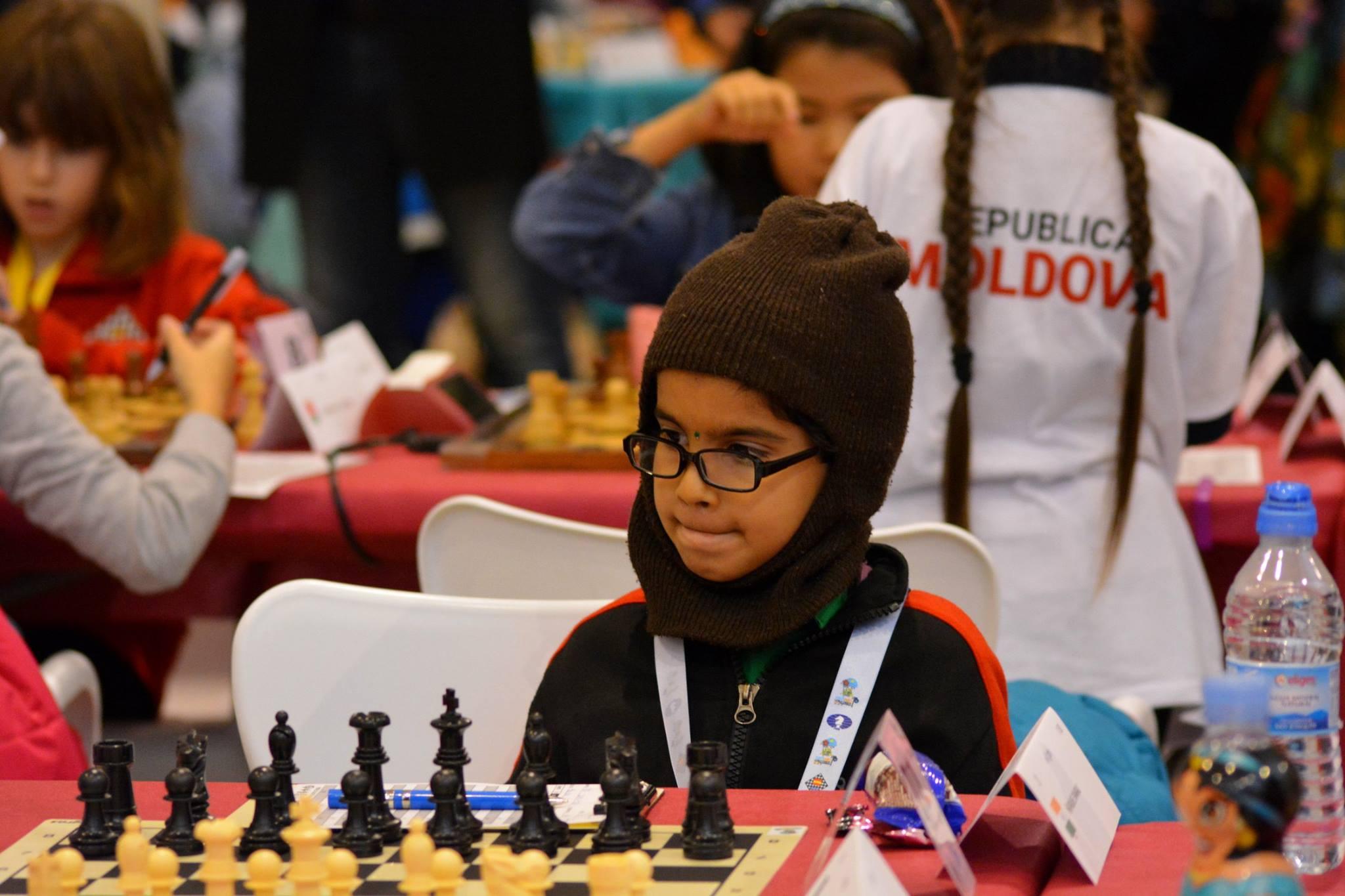 Чемпионат мира 2018 по шахматам среди кадетов Испания