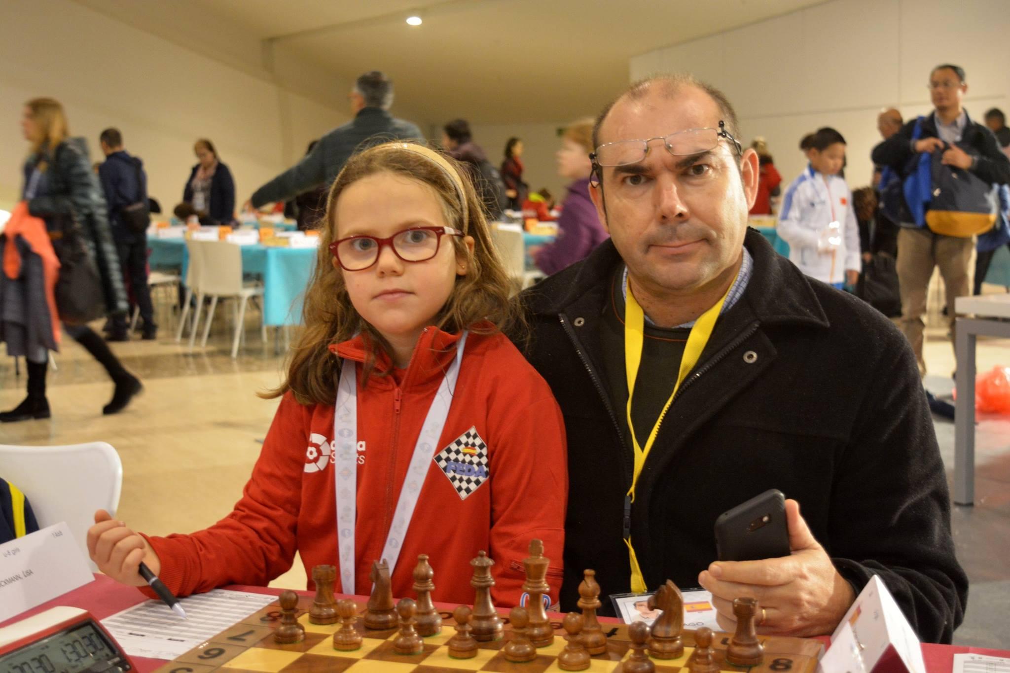 Чемпионат мира по шахматам среди кадетов 2018, Испания