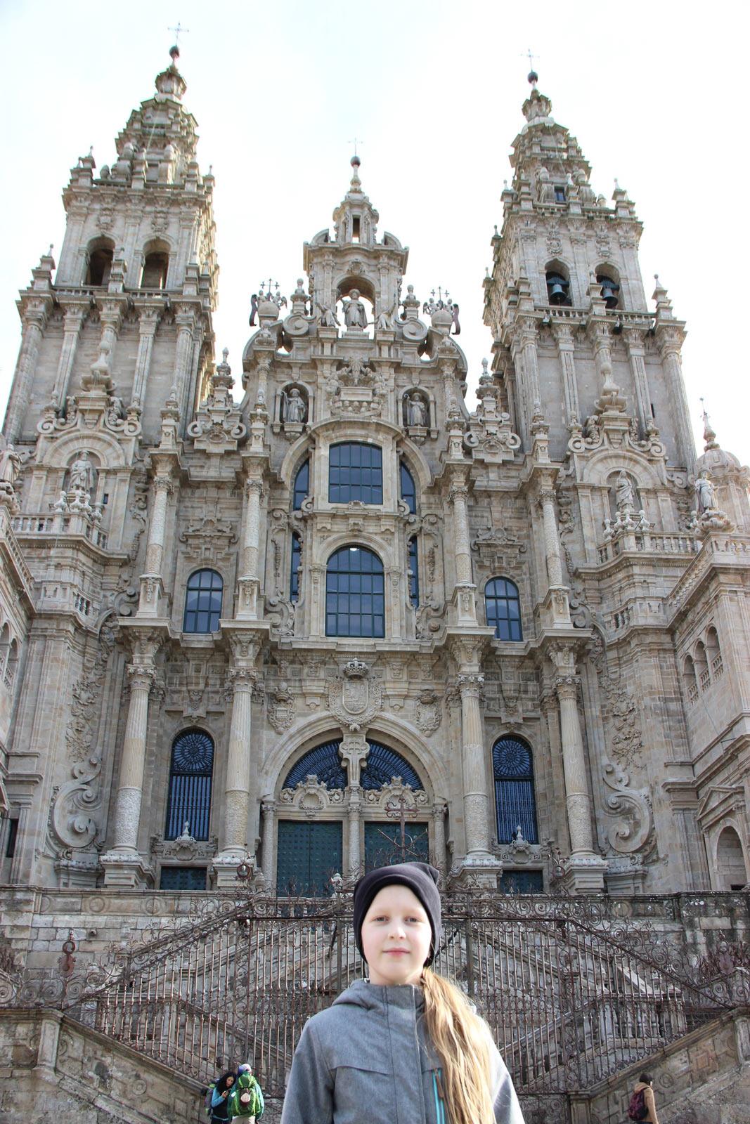 Сантьяго-де-Компостела (Испания)