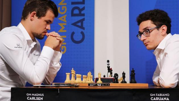Магнус Карлсен - Фабиано Каруана 2018 расписание матча за звание чемпиона мира