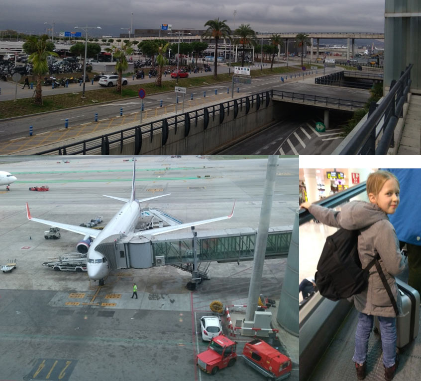 Аэропорт Эль-Прат, Барселона