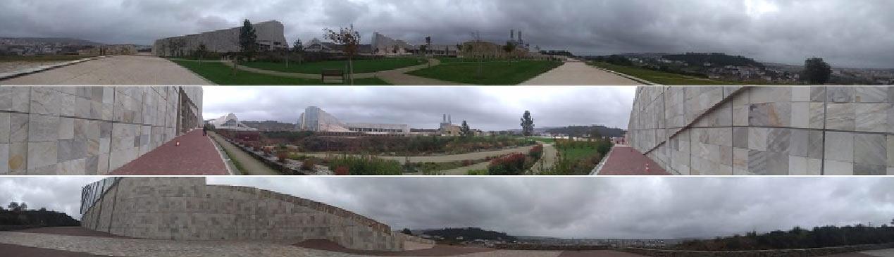 CIDADE DE CULTURA, город Сантьяго-де-Компостела (Испания)