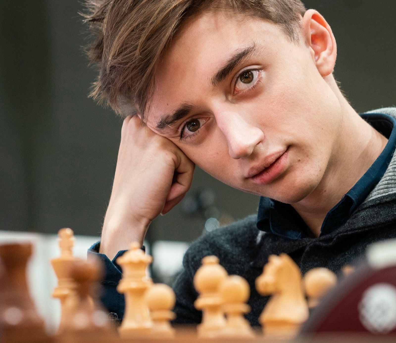 Даниил Дубов (Россия) - чемпион мира по рапиду 2018