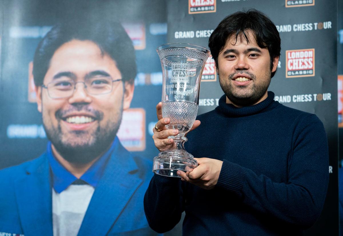 Хикару Накамура - победитель London Chess Classic и Grand Chess Tour 2018