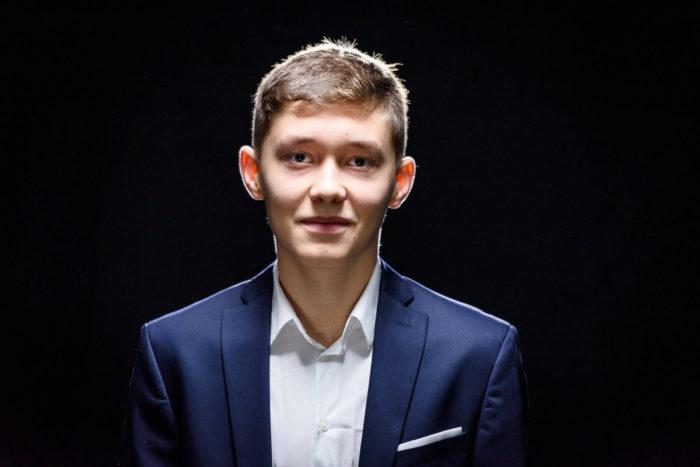 Гроссмейстер Андрей Есипенко