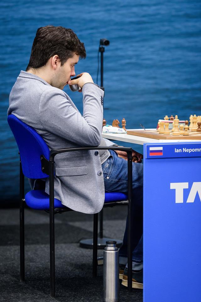 Ян Непомнящий Tata Steel Chess 2019 (Вейк-ан-Зее)