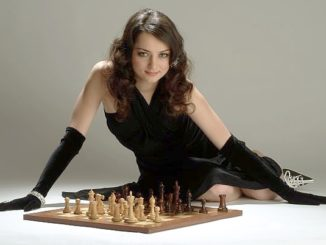 Шахматистка Александра Костенюк фото