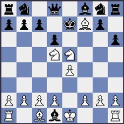 Мат Легаля - пожалуй, самый красивый шахматный мат