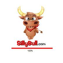 Шахматная игра для детей Silly Bull (Глупый бык)