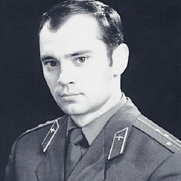 Константин Костенюк - отец Александры Костенюк