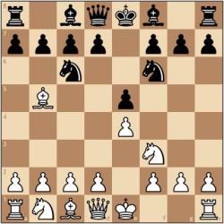 Берлинская защита: 1. e4 e5 2. Kf3 Kc6 3. Cb5 Кf6